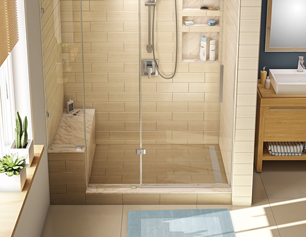Bathroom Ideas Replace Tub With Shower : Bathtub replacement conversion models