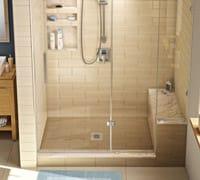 Wonderfall Trench Shower Pans Amp Bases