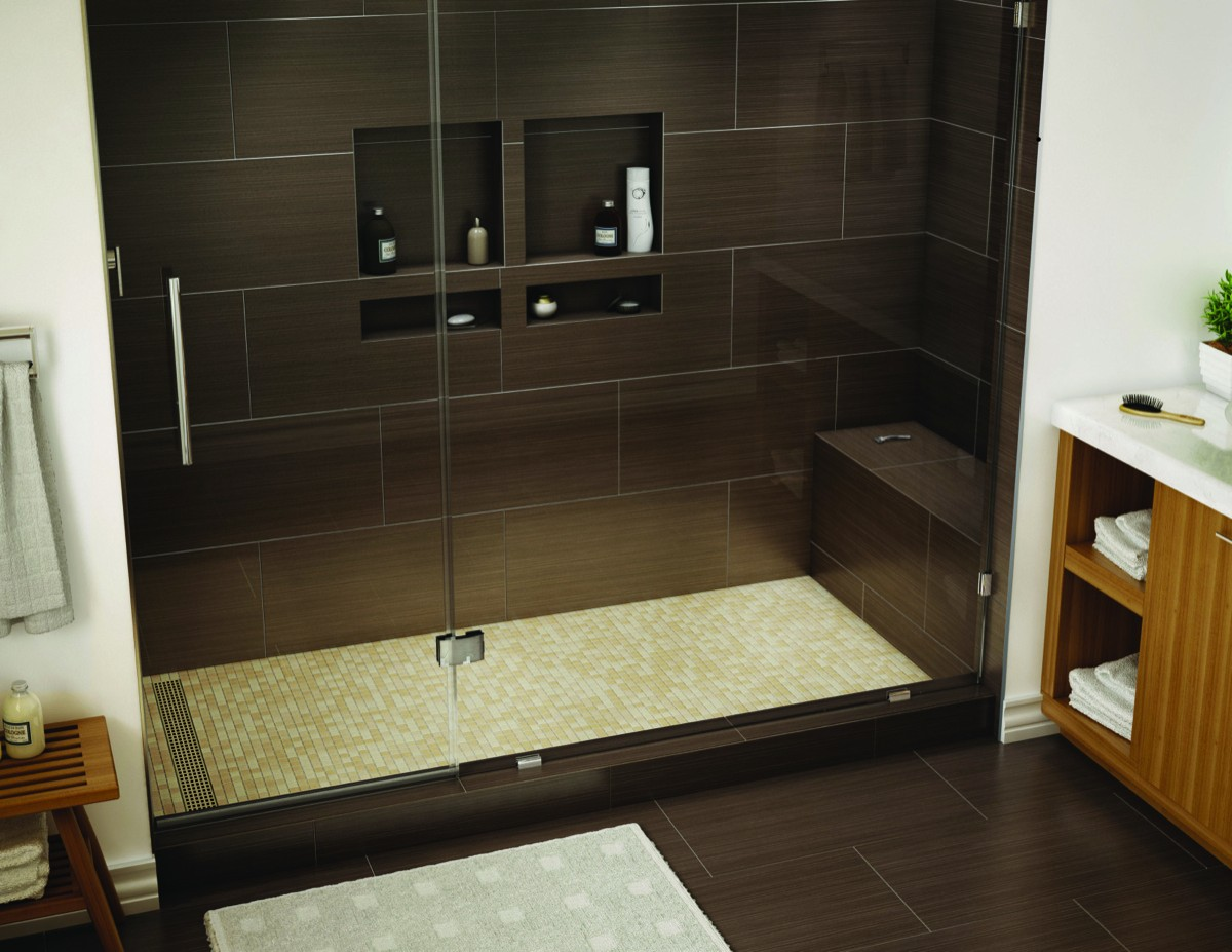 Bathroom Tile Corner Showers Ideas 2017 2018 Best Cars Reviews