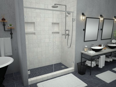 Redi Base® Shower Pans