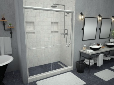 Redi Trench® Shower Pans