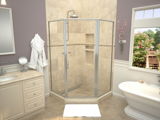 Recessed Shower Niches Built In Shelves Amp Inserts Tile