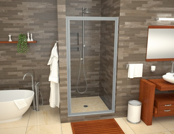 Redi Swing™ Shower Doors