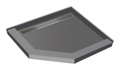 Redi Neo With Trench Shower Pans