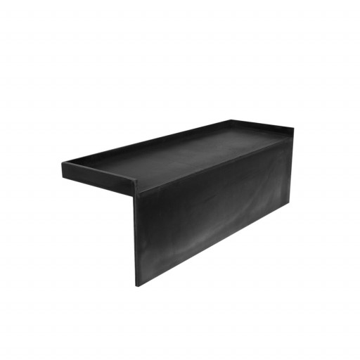 Redi Bench® Shower Bench, 42″L x 12″D x 12″H. Installed height 17″-19″
