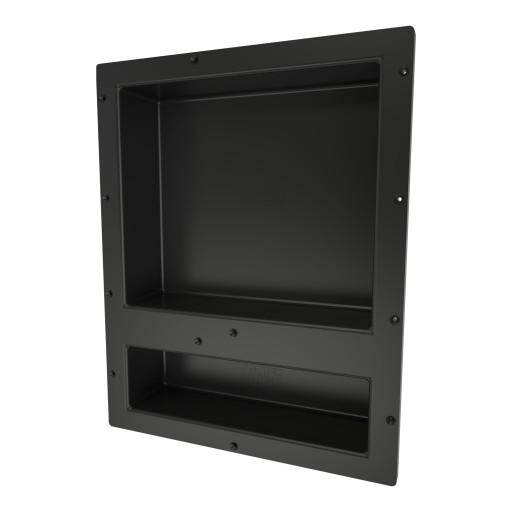 Redi Niche® Double Recessed Shelf, 16″W x 20″H x 4″D