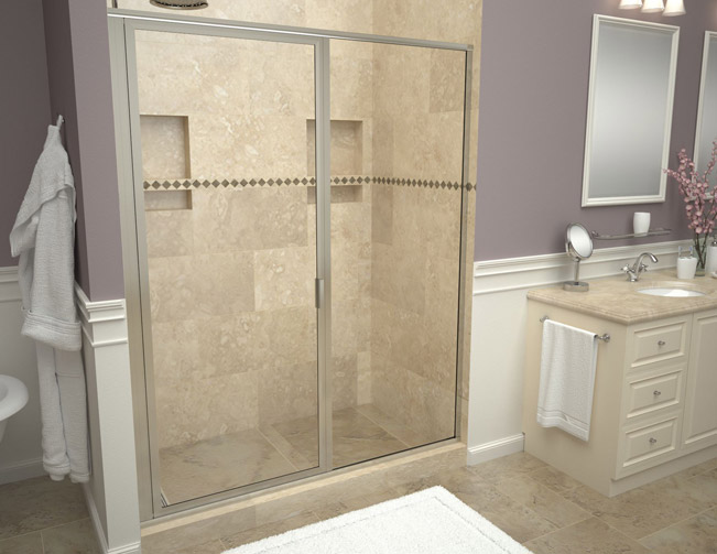 Shower Pans, Bases & Shelves - Tile Redi