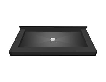 Shower Pans, Bases & Shelves - Tile Redi