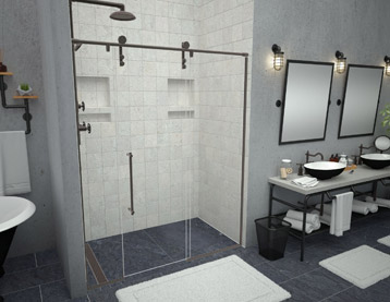 Redi Free Walk In Shower Pan