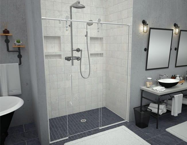 Redi Free Shower Pan Redi Free Shower Base