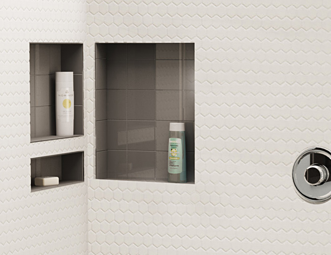 Redi Niche Shower Shelves