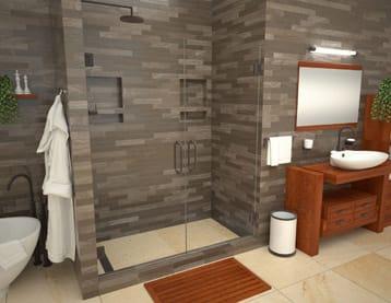 Redi Trench Shower Pan